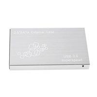 Wholesale USB Super Speed quot SATA TS HC307 HDD Hard Disk Enclosure External Case Box