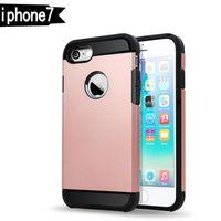 airs phone case - Tough Armor Galaxy Note Case TPU PC Dual Layer Cell Phone Case For Galaxy s7 s7edge J120 iphone plus iPad air