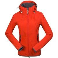 antistatic s - 2016 New Brand Jacket Women Outdoor Jacket Warm Antistatic Breathable Tight fit Fleece Hiking Climbing Jacket
