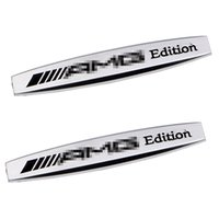 bentley car logo - Hot Selling Piece Car Fender Labeling Standard Auto Modified Stickers Metal Car Logo Mark For AMG