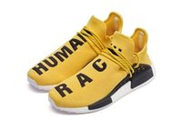 art goods - Cheap Hot Running Shoes NMD HUMAN RACE Men Run Sneakers Cheap Good Quality Training Boot Sneakers For Sale Online with Box