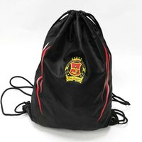 abs backpacks - Hot sell drawstring tote bags Drawstring Backpack folding creative promotion gift shopping bags Waterproof Backpacks