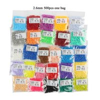 Wholesale mm mini soft hama beads can choose color bag available quality guarantee perler beads activity Diy toy for children