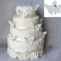 Wholesale 2X New Butterfly Cake Fondant Decorating Sugarcraft Cookie Cutters Mold