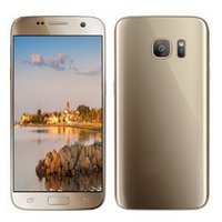 Wholesale Cheap Android Goophone S7 G LTE Octa Core inch Quad Core MTK6580 MB GB G WCDMA qHD Nano Sim Card Smartphone