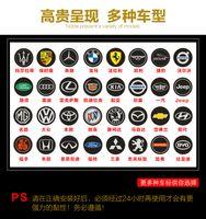 Wholesale Magnetic Car Dashboard Mobile phone Mount Holder Magnet mobile rack Gold Plating Steel Car Kit for Phone holders