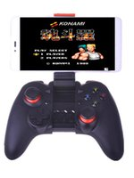 Wholesale Top Quality Bluetooth Gamepad Wireless Joystick Dual Mode For Iphone or Android Samsung Bluetooth Game Controller Joypad