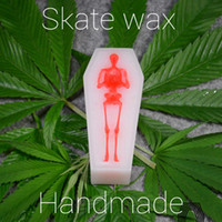 Wholesale Handmade Skateboard Trucks Speed Wax scooter BMX Skate wax