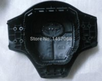 abs airbag sale - High quaity New airbag cover for Toyota Yaris retail and for sale steering wheel cover
