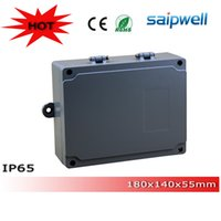 aluminum extrusion box - Hot sale new mm IP67 waterproof aluminium extrusion box enclosure with high quality SP AG FA8