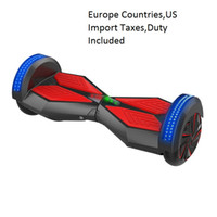scooter controller - Self Balancing Scooter bluetooth Speaker Dual Two Wheels scooters inch with Remote Controller LED strips