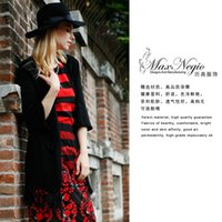 Wholesale MaxNegio Fall New Women s Clothing Warm And Fashion Black white Grey Cardigan Sweater Thin Section