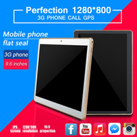 android tablet rom - 9 inch Quad Core Tablet G Phone Call Android Really Ram GB ROM GB GPS WIFI Gold White Black Color