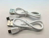Wholesale 1m ft cell phone usb charging cable for v8 micro data cable work with HTC one s4 s3 s5 galaxy