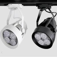 Wholesale 35W PAR30 Track Lighting Fan cooling E27 V V Track Lamp for Clothing store exhibition hall