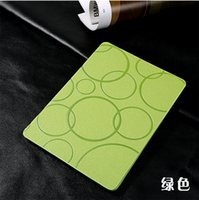 auto circle - For Apple Ipad2 Mini Magnetic Auto Wake Up Sleep Flip multicolor circles pattern Shell cover with Smart Stand Holder