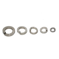 Wholesale Titanium Spring Lock Washers DIN127 DIN7980 Titanium Grade5