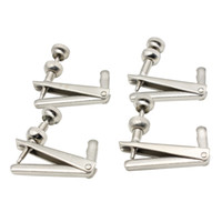 Wholesale High Quality Silver Cello Fine Tuner Fiddle String Adjuster Accessories Parts
