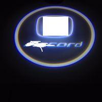 according doors - for honda accord Wireless door Led Projector Logo ghost shadow light