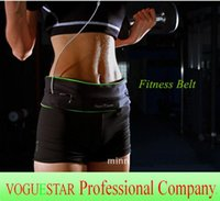 Wholesale Running Belt Fitness Waterproof Waist Pack Touch Adjustable Belt for iPhone S plus plus s s Samsung HTC Sony
