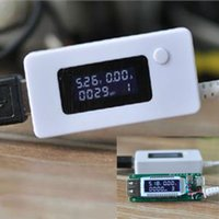 ac current detector - LCD USB Mini Voltage and Current Detector Mobile Power USB Charger Tester Meter