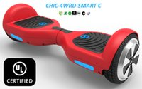 Wholesale Hoverboard CHIC Two wheel Unicycle UL2272 Certificate Self Balancing Scooters Mini Smart Self Balancing Skateboard