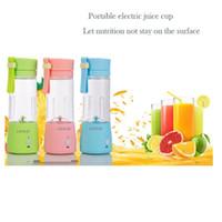 Wholesale Mini usb rechargeable electric mini cups juice cup portable electric juicer