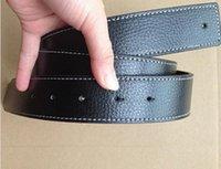 Wholesale Hot Brand designer g belt men fashion mens belts luxury high quality mc belts for men H genuine leather ff men bels