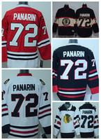 Wholesale 2016 Stadium Series Chicago Blackhawks Artemi Panarin Jersey Red White Black Ice Hockey Artemi Panarin Blackhawks Jerseys Mix order