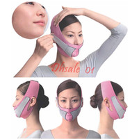 Wholesale Face Slimming Belt Mask Sleeping Face Lift Shaper Bandage Via DHL