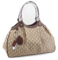 Wholesale New Brand Women Canvas Fashion Bags Shoulder bag Clutch Bags OO patterns handbag Classic bag zipper closure Casual Shoulder bag