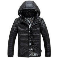 Wholesale M XXXL New Winter Warm Down Jacket Man High Quality Fever Down Coat Outwear White Duck Down Colors