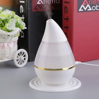 Wholesale Ultrasound USB Air Humidifier Purifier Colors Changing LED Aroma Atomizer Moisturizing Skin Care Hot Selling