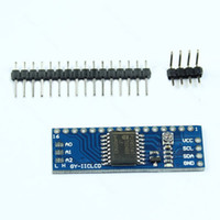 Others arduino serial interface - PC New V IIC I2C Serial Interface Board Module For Arduino LCD Display