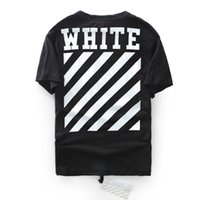best casual shirts - best edition Off White CO men short sleeve tshirt tee off white virgil abloh t shirt tee kanye west t shirt striped