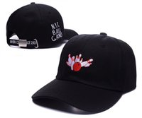 baseball hats nyc - NYC BALL GAMES Cotton Baseball Caps strapback Sports Golf Snapback Outdoor snapback Hats For Men Bone Gorras Casquette Chapeu