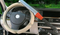 Wholesale 20sets Baseball Bat Style Fits for Defense Security Car Auto Steering Wheel Locks