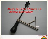 Wholesale NEW ARRIVAL best quality Magic Key for Mottura Nucleo mm NM
