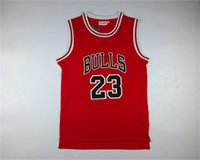 clothes dropship - dropship red mesh Need Jersey embroidered stitched jerseys high quality sports clothing clothes