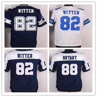 apparel products - New product Football Jerseys Cowboys WITTEN Elliott Discount Football Jerseys Men s Athletic Apparel Hot Sale Stitched Football Wear