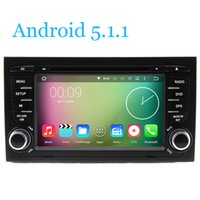 Wholesale Android Car DVD Player For Audi A4 SEAT EXEO S4 RS4 E F B9 B7 RNS E HD Radio GPS