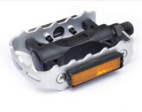 Wholesale Folding Bike Pedals Parts Bicycle Accessories Pedal Bicycle Board Down Hill Pedales Spd Road Cycling Bike Pedals