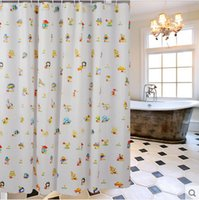 bathroom partition doors - 1 Pc new polyester shower curtain waterproof mouldproof moistureproof toilet partition door curtain bathroom hanging curtain