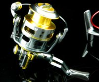 Wholesale High Quality All metal CATKING series BB Spinning Reel Fishing Reels Tackle ACE40