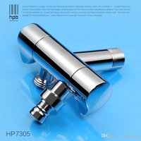 Wholesale Han Pai Brass Garden Faucet Decorative Outdoor Faucets Washing Machine Connector Tap Bibcock Laundry Utility Faucets Robinet HP7305