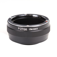 Wholesale For Olympus OM Lens To Micro M4 Adapter For E P5 E PL5 E PL6 GF6 GF2 G2