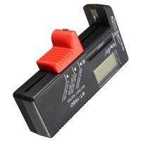 Wholesale New Design Best Price Portable Universal Battery Power Volt Tester For C D AA AAA V V Button Cell High Quality
