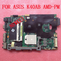 asus mainboard amd - K40AB For ASUS Laptop Motherboard K40AF AMD PM System board AND Mainboard fully tested working perfect