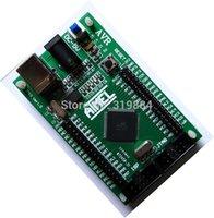 atmel development board - ATMEL AVR Development tool Minimum System ATMEGA128A Development Board USB Cable