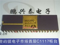 Wholesale R6520C R6520 Gold surface vintage Peripheral Interface chips collection dual in line pin dip ceramic package CDIP40 IC